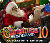 Christmas Wonderland 10 Collector's Edition